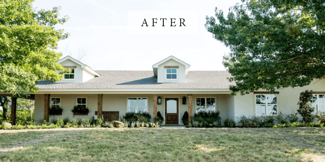 Farmhouse Style Porch Decor Fixer Upper