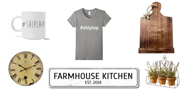 More Gift Ideas for Fixer Upper Fans