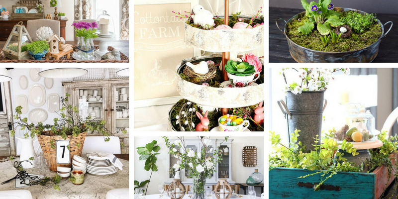 26 Beautiful DIY Spring Tablescapes to Inspire You