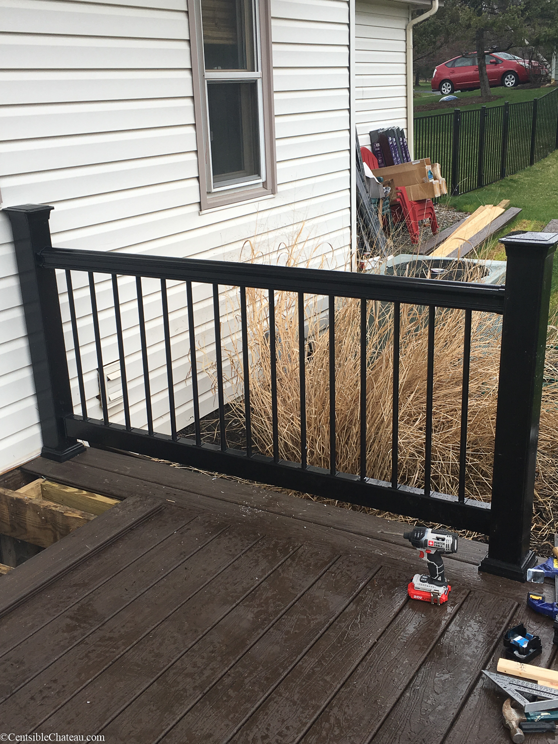How to Replace Your Existing Deck with a Lowe's Composite Deck by