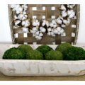 How To Make Gorgeous Moss Balls From Dollar Store Finds