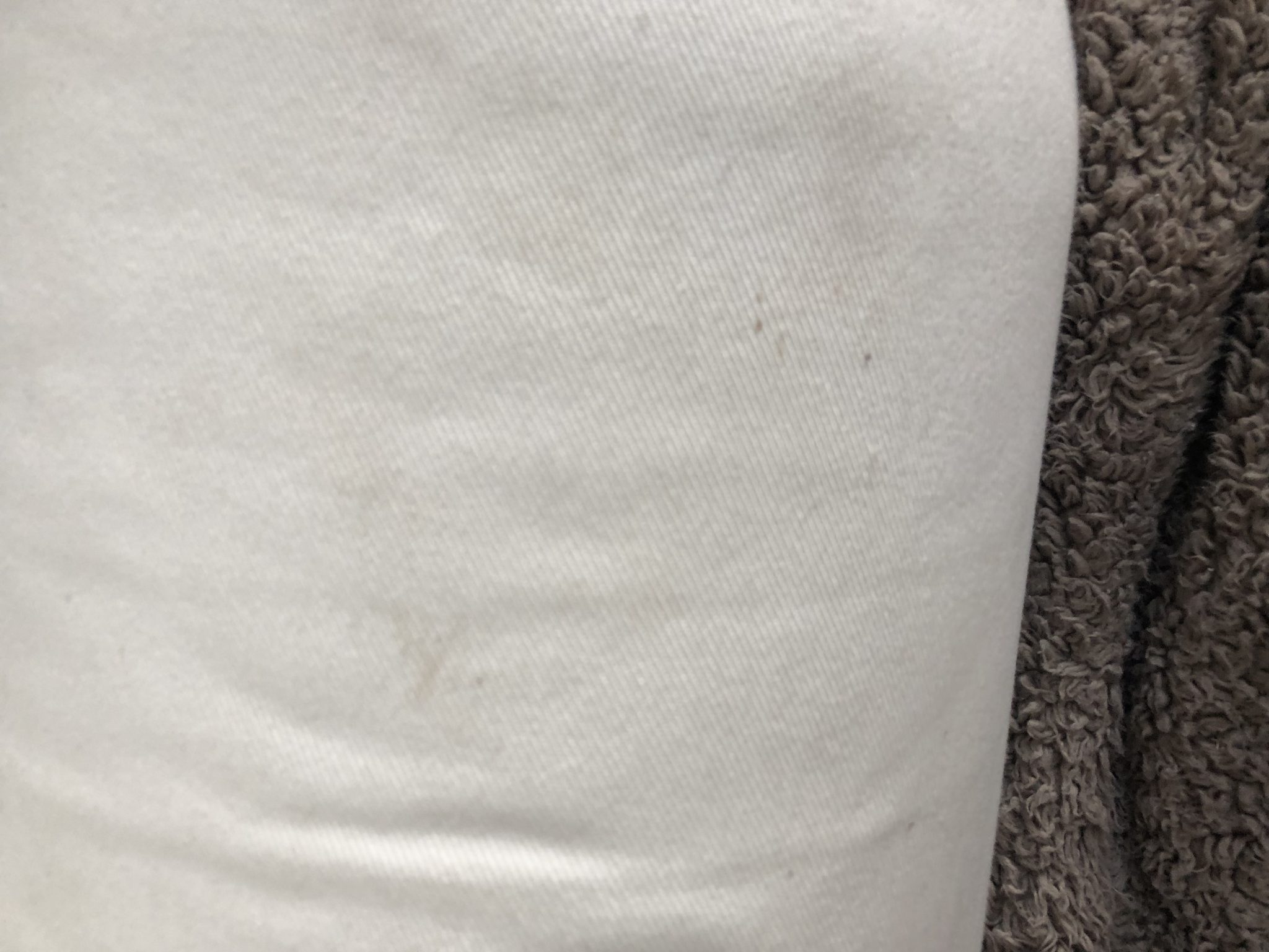 More stains on my white ikea couch and chair. CentsibleChateau.com