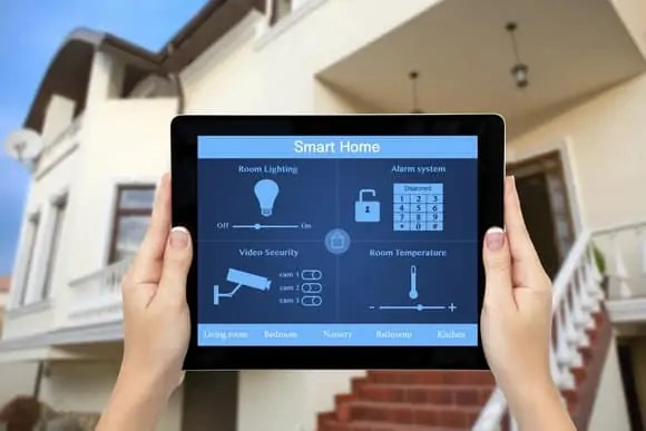 smart home security systems in the UK