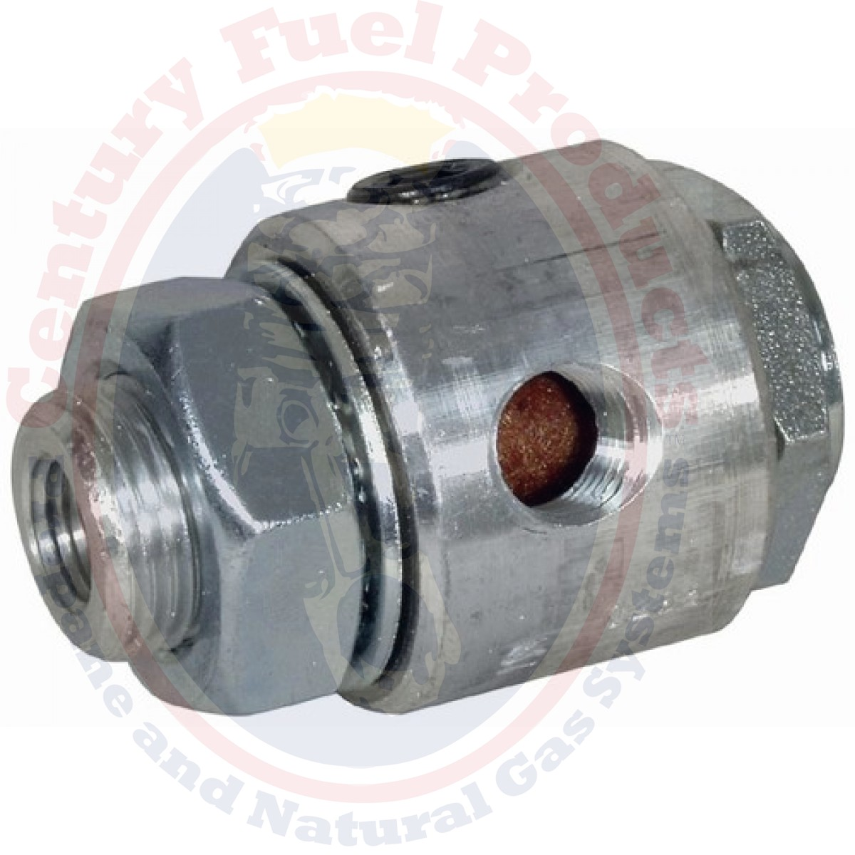 hight resolution of afc 156 bulkhead filter with magnet