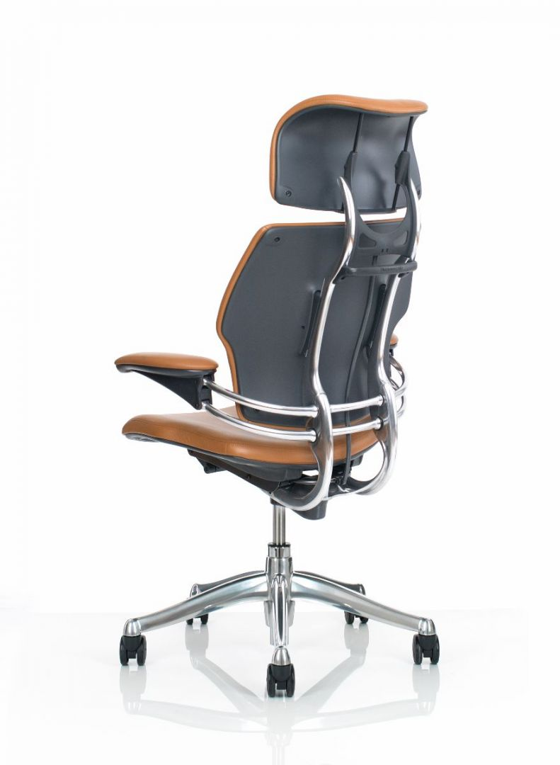 ergonomic chair norway modern leather office uk humanscale freedom with headrest - the century house madison, wi