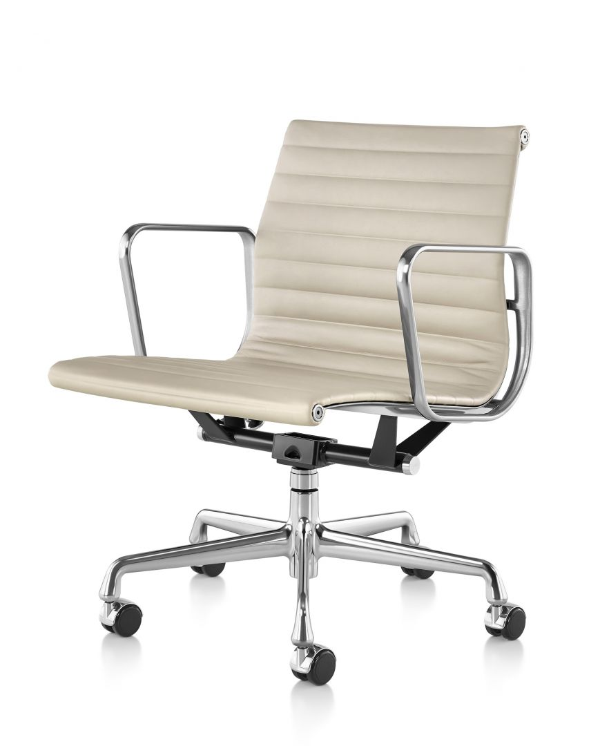 eames aluminum chair gym singapore hermanmiller group management the century