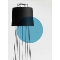 Blu Dot Perimeter Floor Lamp - The Century House - Madison, WI