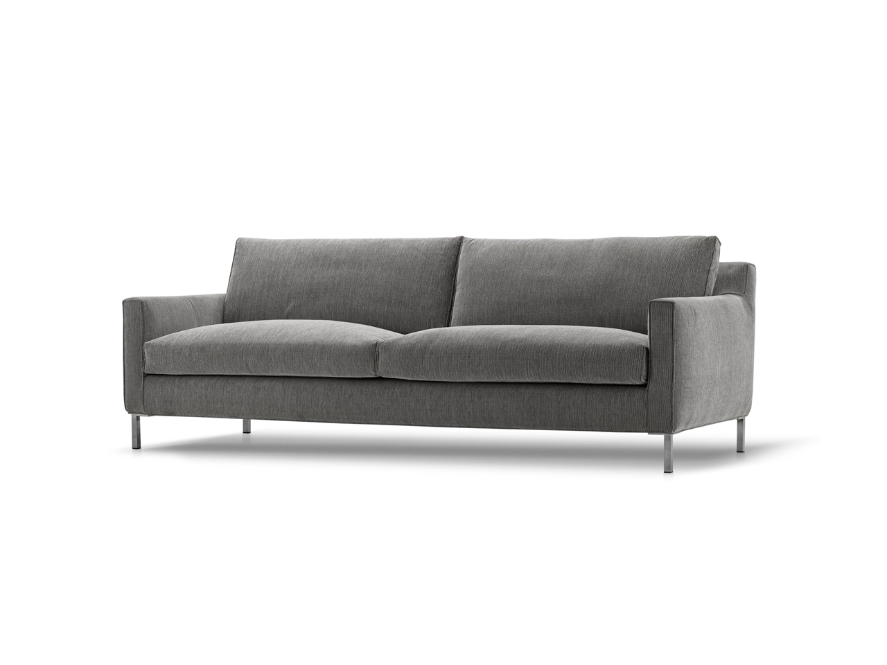 Stressless Sofa Space Streamline Sofa - The Century House - Madison, Wi