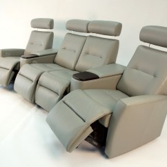 Seat Saver Sofa Reviews Italian Leather By J M Furniture Fjords Madrid Media Power Reclining 4 Configuration