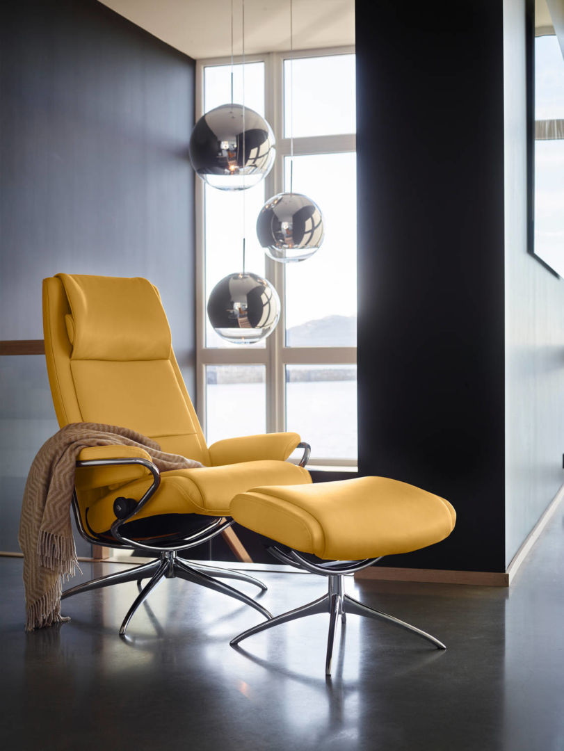 stressless chair sale rocking office paris & ottoman - the century house madison, wi