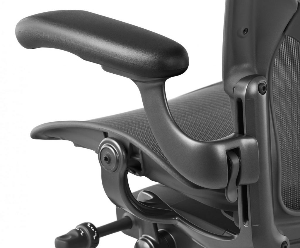 ergonomic chair levers banquet covers wholesale herman miller aeron 2016 the century house