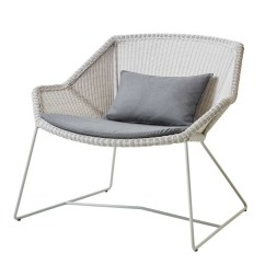 White Lounge Chair Cushions Grey Modern Dining Chairs Breeze The Century House Madison Wi