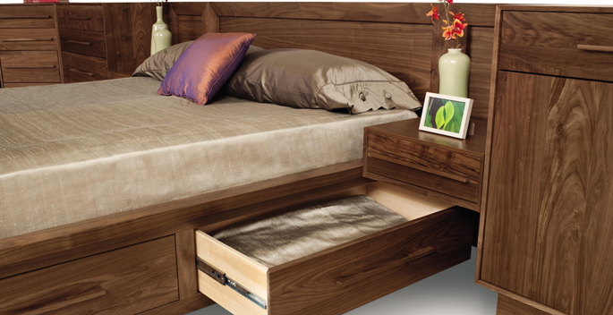 Moduluxe Bed Frame The Century House Madison WI