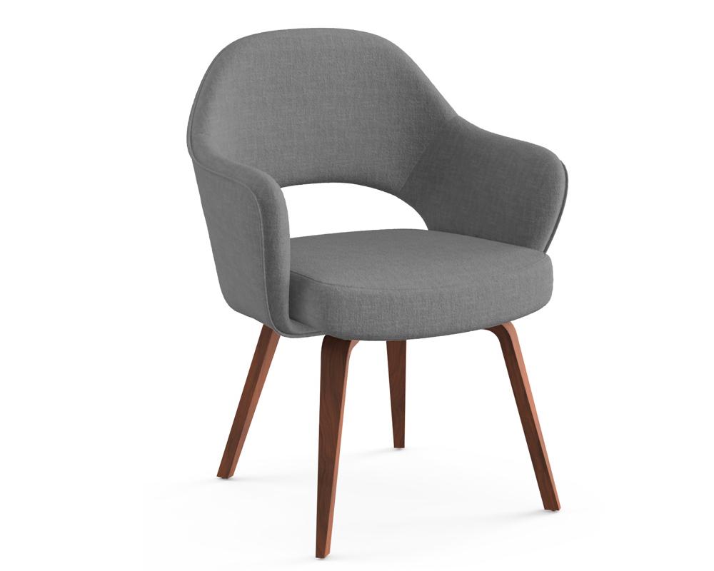 Saarinen Executive Arm Chair by Knoll  The Century House