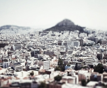 mountains-cityscapes-houses-greece-tilt-shift-athens-cities-new-hd-wallpaper