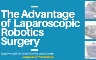 The Advantages of Laparoscopic Robotics Surgery