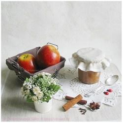 Compote de pommes aux épices à la mijoteuse