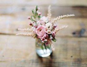 Le bouquet du dimanche , petit bouquet de fleurs