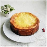 Gâteau léger aux pommes et fromage blanc