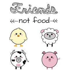 Friends not food Simplement Cenwen