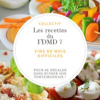 #FDMD ~ les recettes du Défi #7