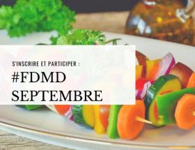 #FDMD 9 : s'inscrire et participer ! Venez participer en proposant une recette dont le prix est inférieur ou égal à 1.50 € la part !