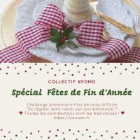 Challenge #FDMD Spécial Fêtes Petit Budget 2019