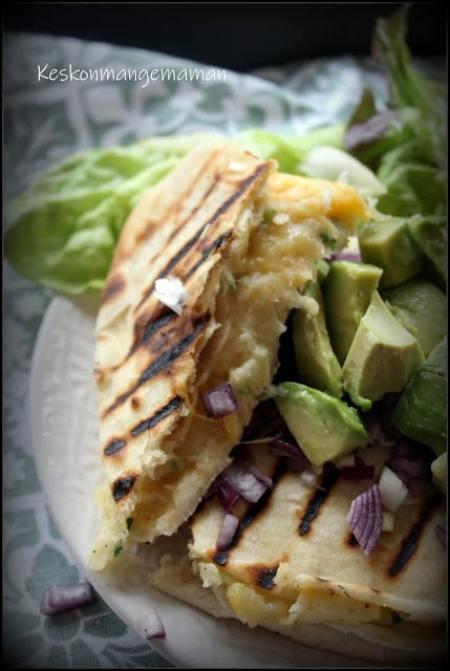 Tacos de la canasta : recette fins de mois difficiles