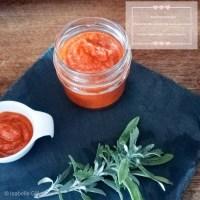Sauce tomate, recette au Monsieur Cuisine