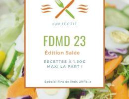Recettes Fins de Mois Difficiles : #FDMD édition 23