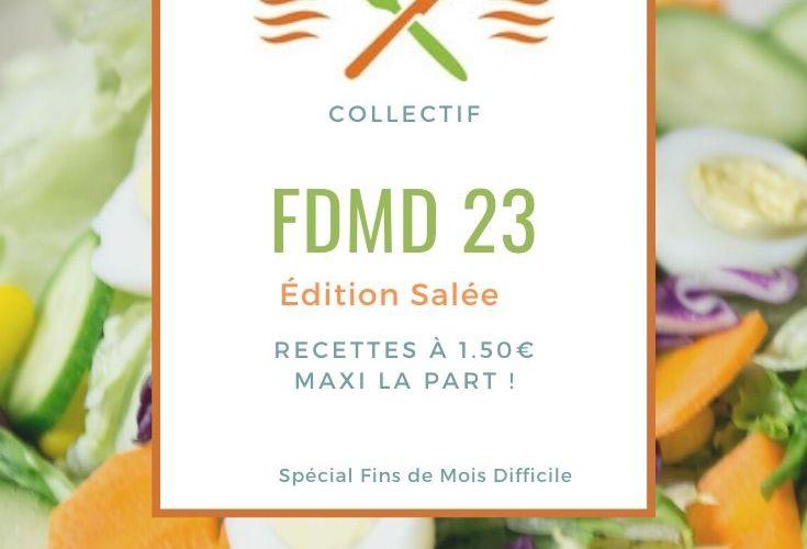 Recettes Fins de Mois Difficile : #FDMD édition 23