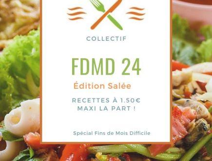 Recettes Fins de Mois Difficiles : #FDMD édition 24