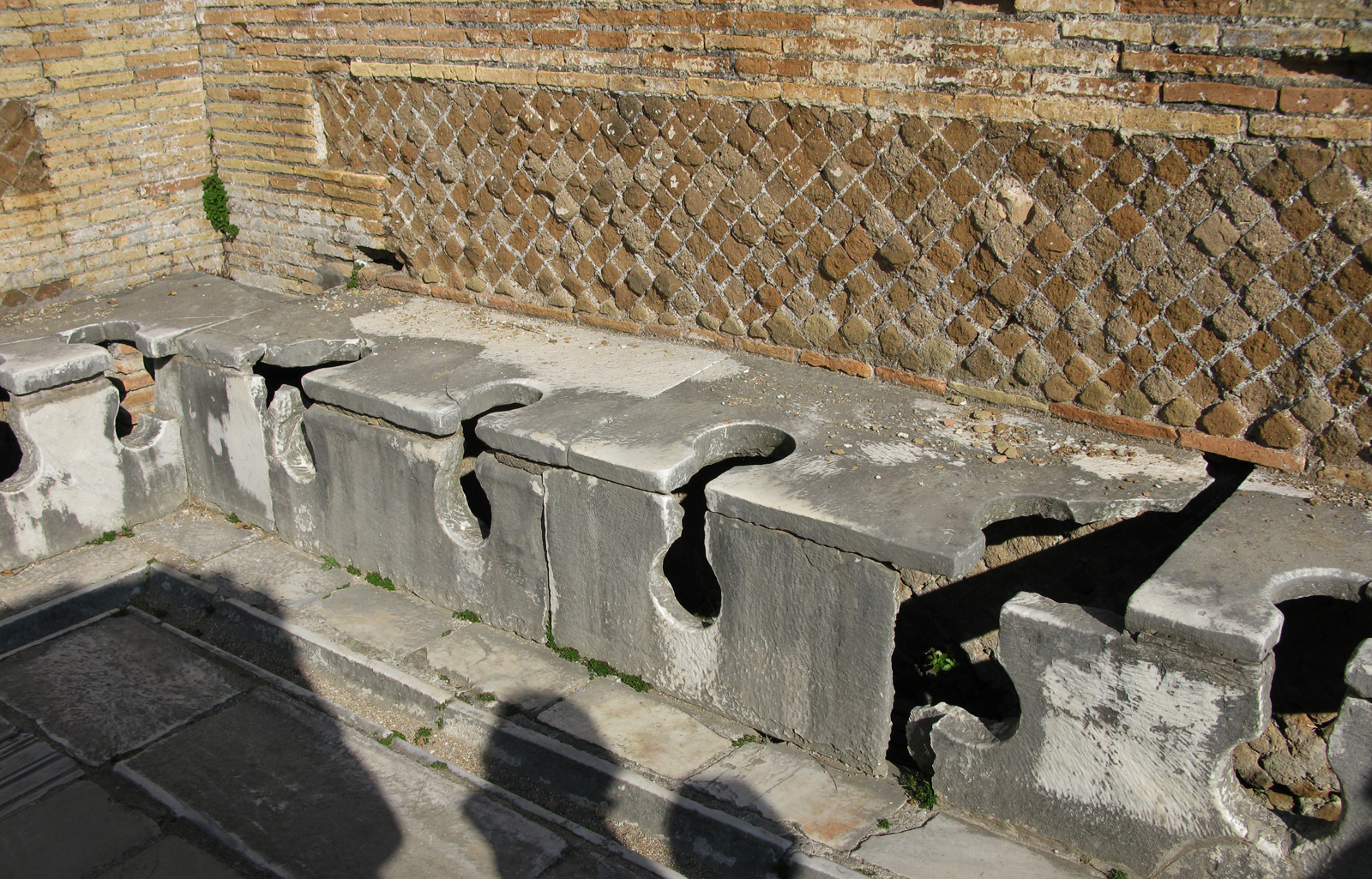 Ostia Antica  Il Cinema Italiano