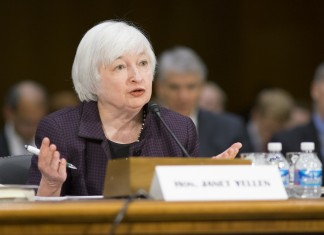 Szefowa Fed Janet Yellen