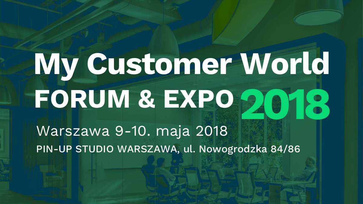 My Customer World Forum & Expo