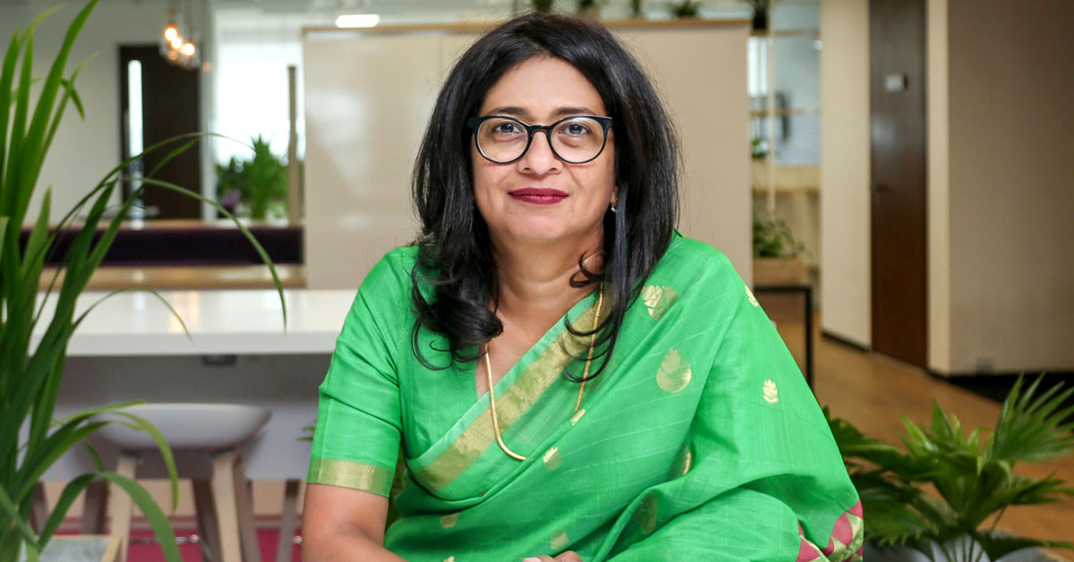 Equality in the Workplace – Niloo Jayatilake