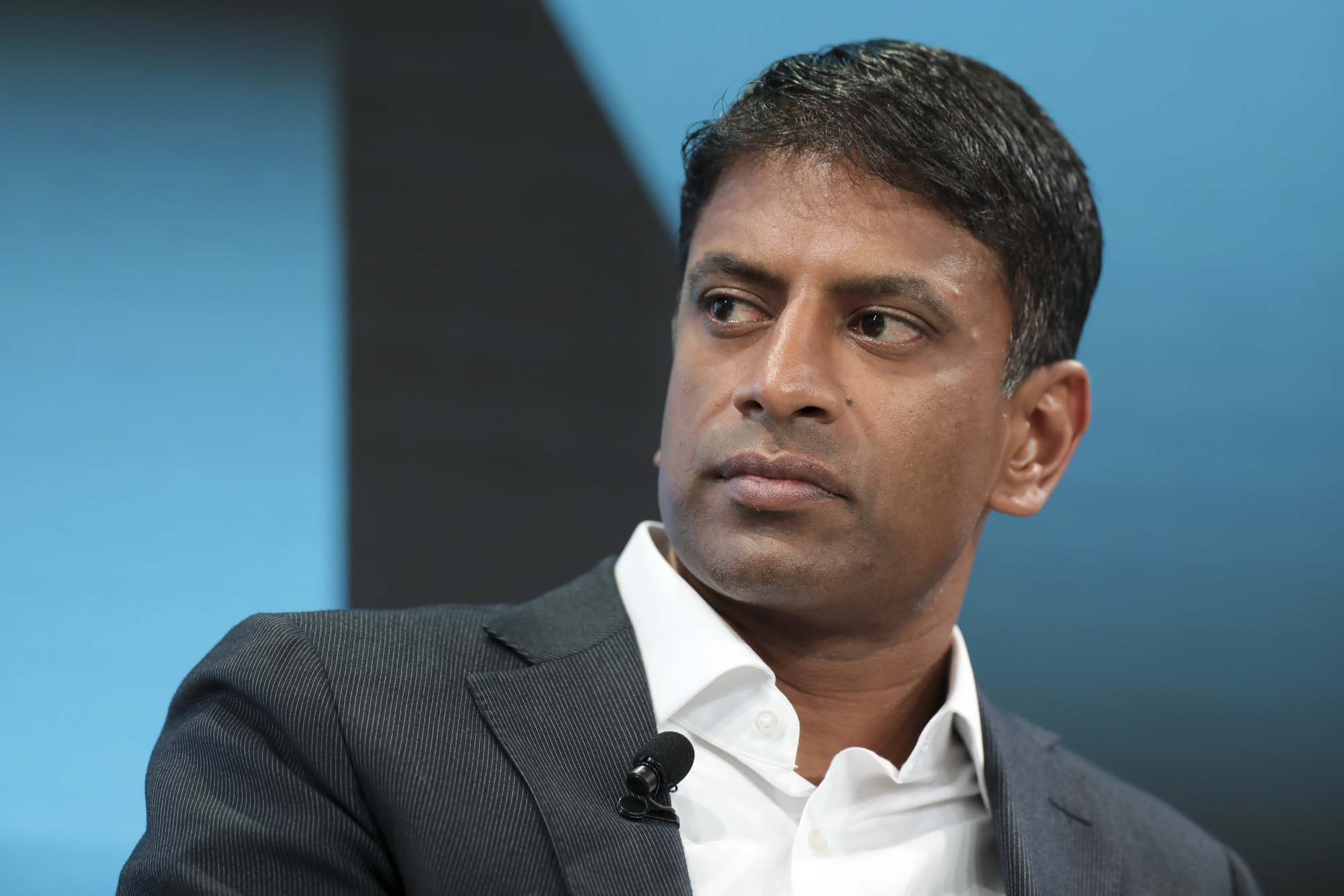 Novartis CEO Says It'll Take More Than Vaccines to Fight Covid