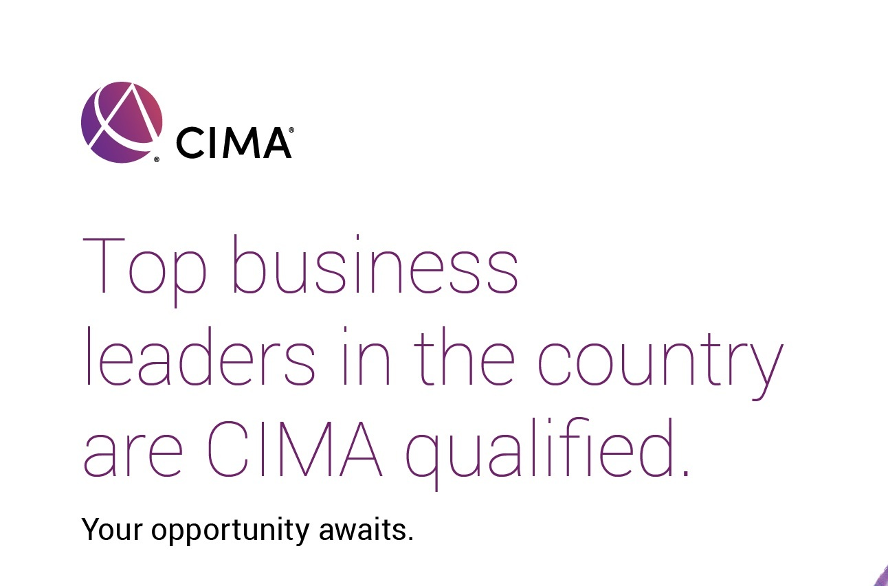 CIMA C-Suite Business and Finance Programme