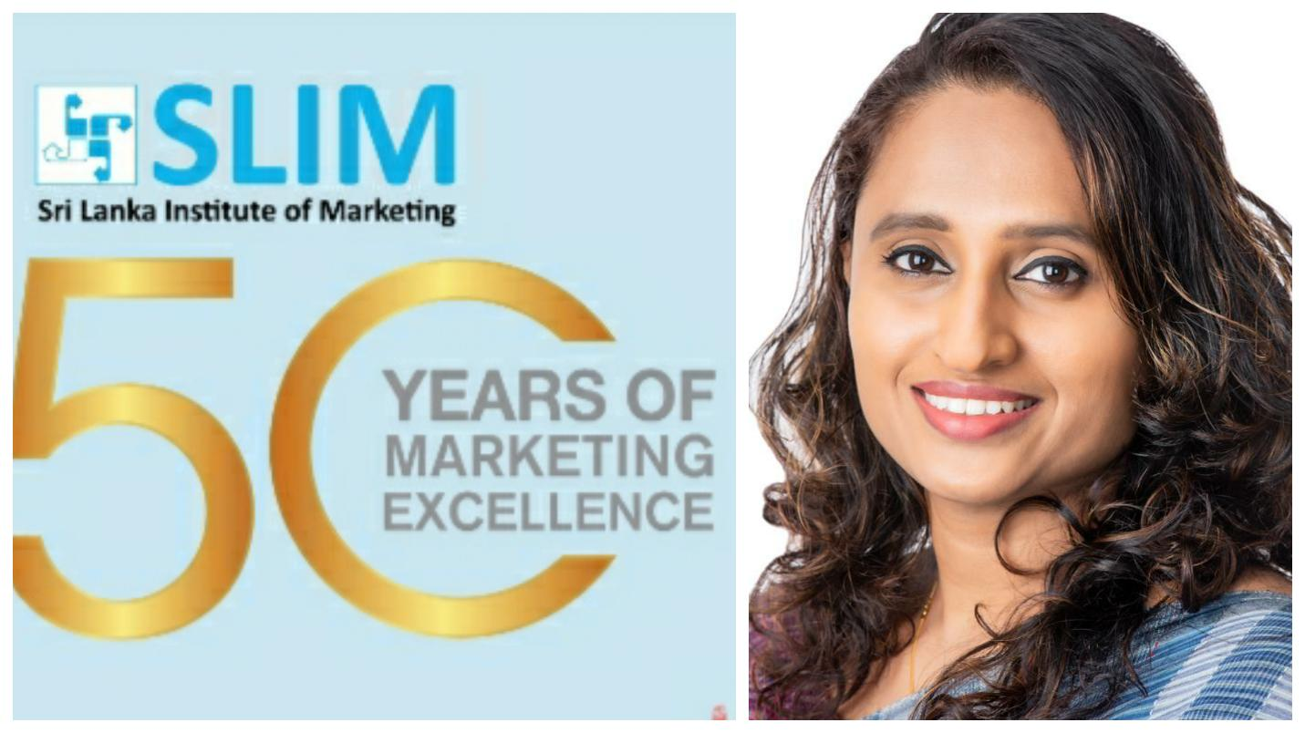Thilanka Abeywardena gets elected as the First Female President of SLIM in its 50 years of history