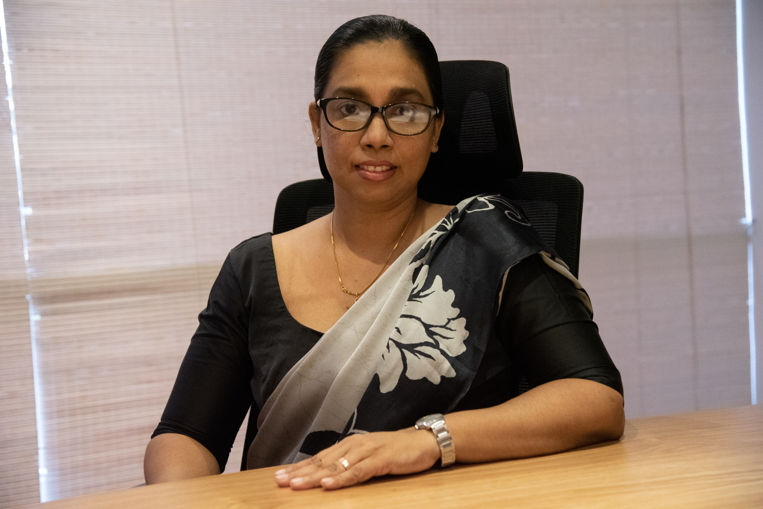 A distribution so desirable – Dilhani Weerarathne, Director of RTA Logistic Services