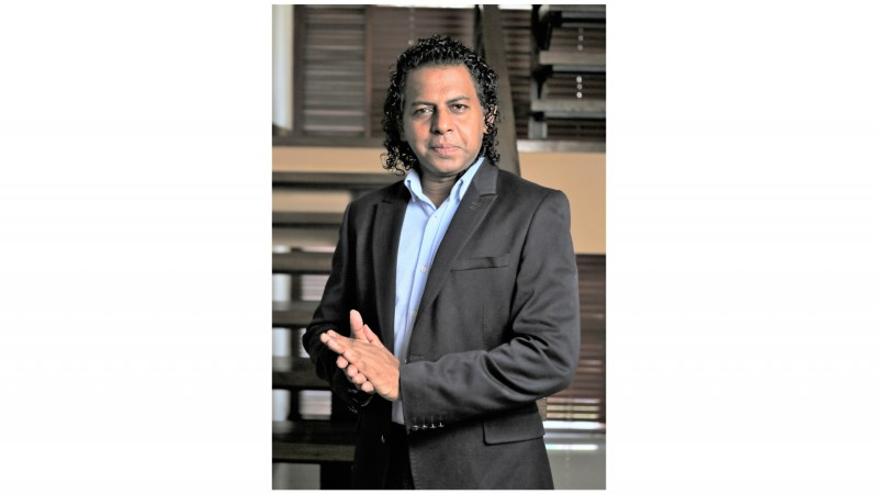 An Audacious Entrepreneur with Intellect and Intuition – Ramesh Shanmuganathan, Chief Executive Officer of John Keells IT
