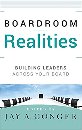 Boardroom Realities: Building Leaders Across Your Board