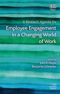 A Research Agenda for Employee Engagement in a Changing World of Work
