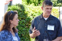 Jeanette Welsh and Mark Jennings