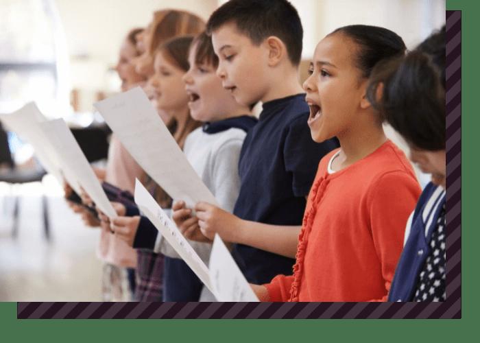 Junior Choir Classes