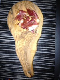 Jambon Iberico or 'Meat Candy' as the Boy kept calling it