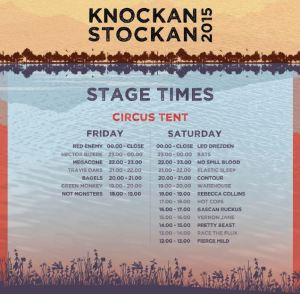 knockanstockan stage times two