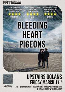 Bleeding Heart Pigeons live in Dolans