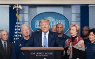 President Signs Families First Coronavirus Response Act