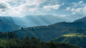 Colombia mountains
